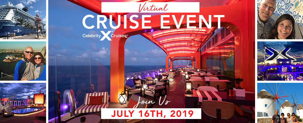 Virtual Cruise Event